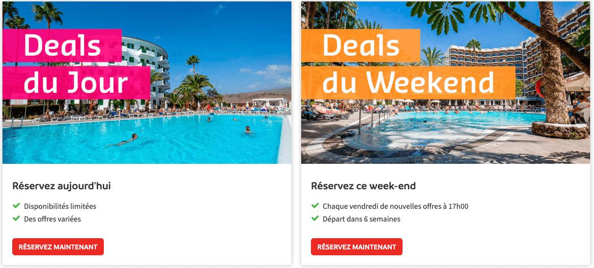 Deals Sunweb